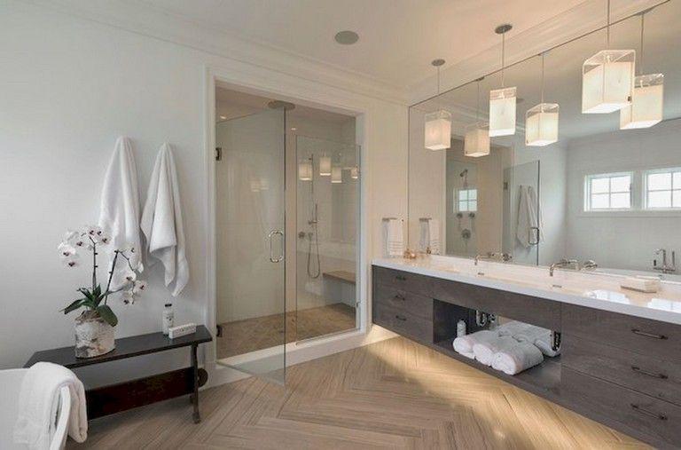 21 Best Farmhouse Master Bathroom Decor Ideas Farmhouse Master Bathroom Bathroom Design Modern Master Bathroom