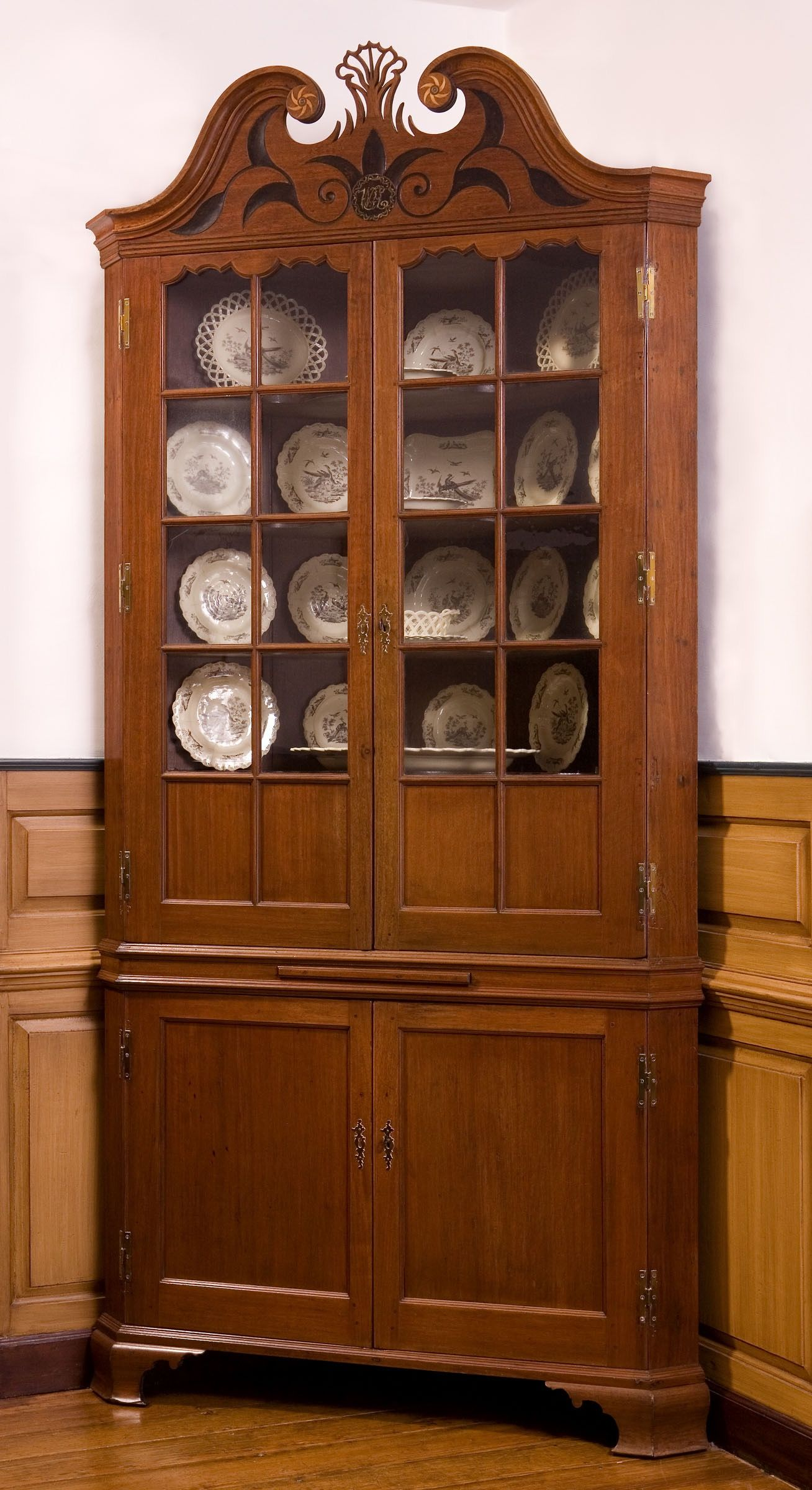 """William Seay, the """"WH Cabinetmaker"""" of Bertie County made this ..."""
