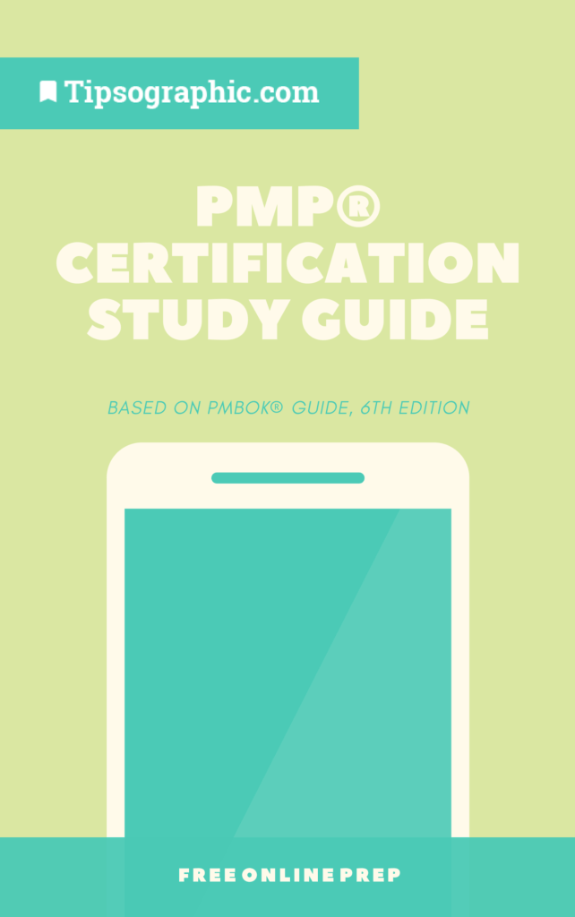 Pmp Certification Plan Resource Management Based On Pmbok Guide 6th Edition Tipsographic Resource Management Pmbok Project Management Certification