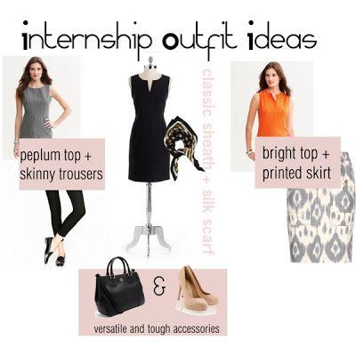 Internship Outfits