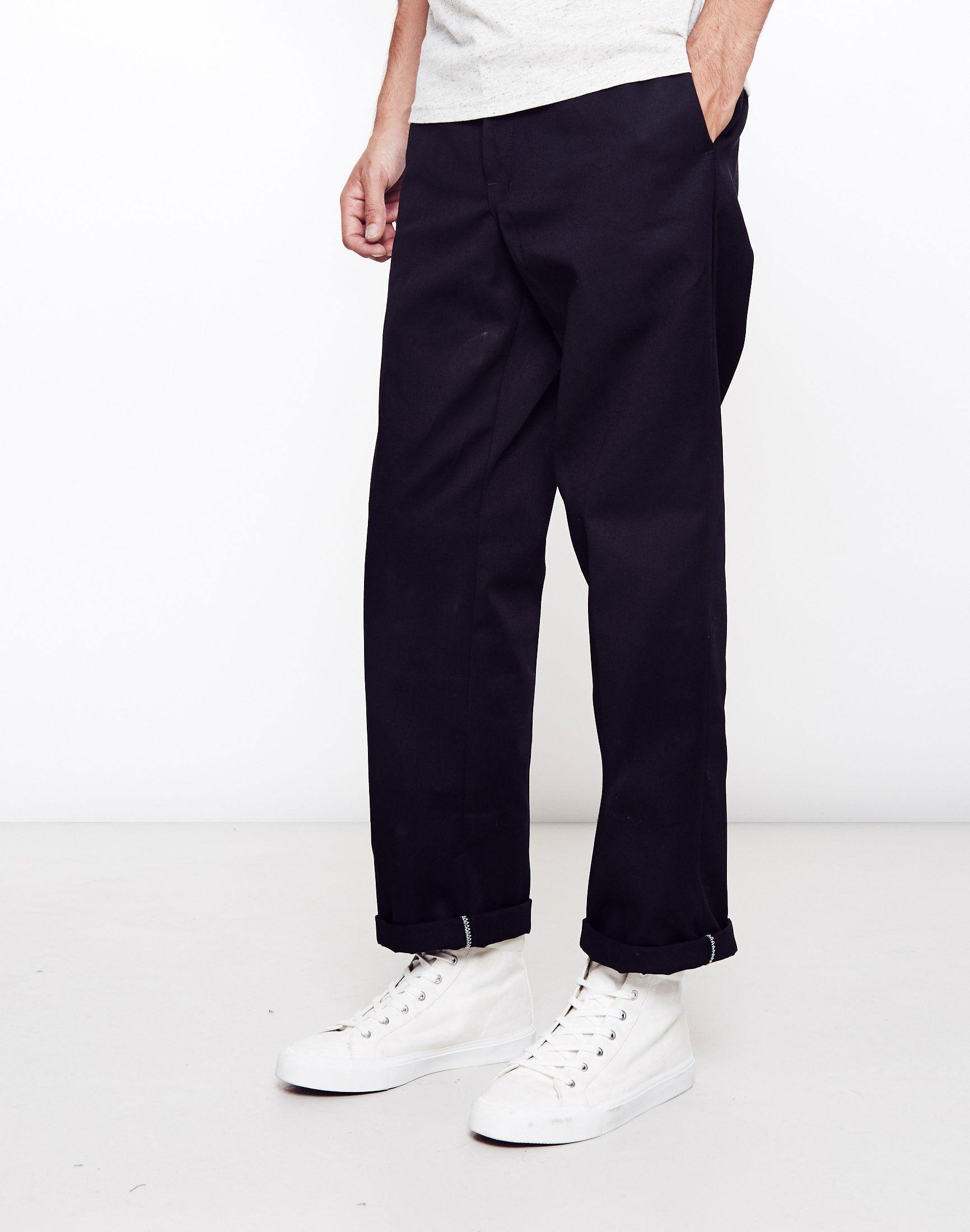 NEW Dickies Mens Original Classic 874 Plain Flat Front Work Pants Light Blue
