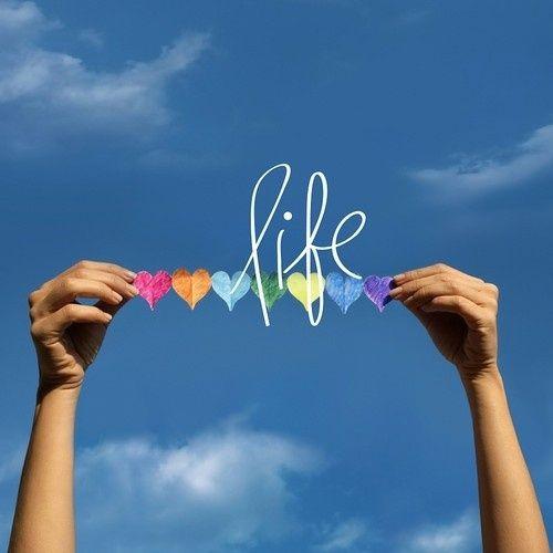 ¡Vive la vida! ¡Feliz lunes! #life #vida