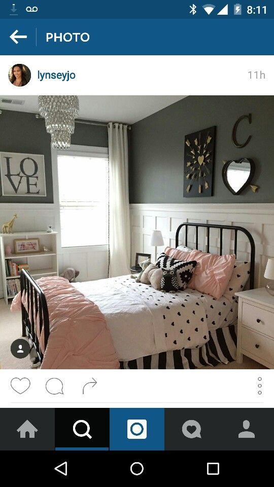 haley s big girl room all things girly room bedroom girls bedroom rh pinterest com