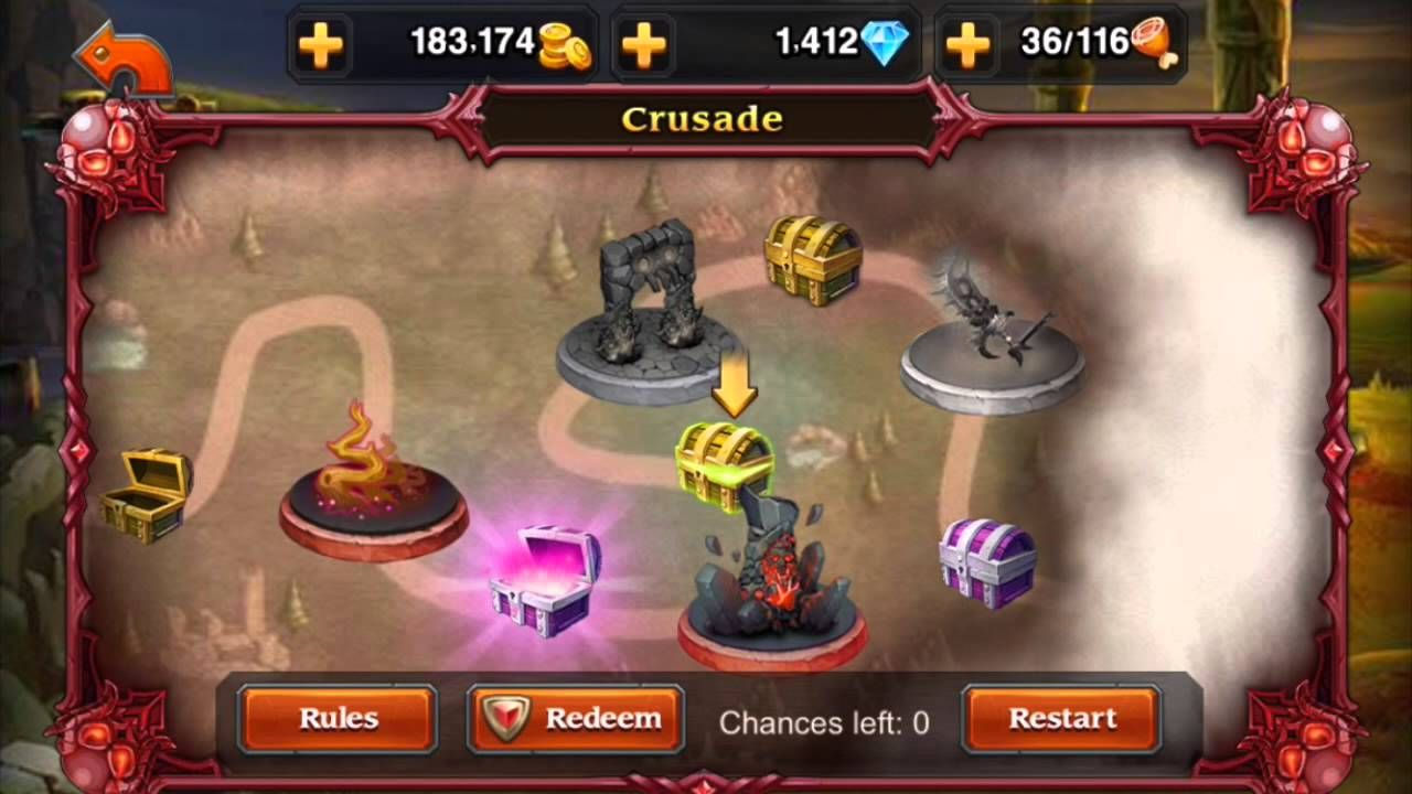 Heroes Charge Cheats Ios Android Free Working No Hack No