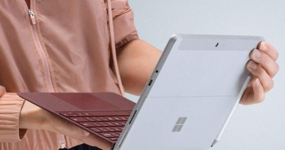 Microsoft Surface Go Starts Shipping In India Tech Economic Times