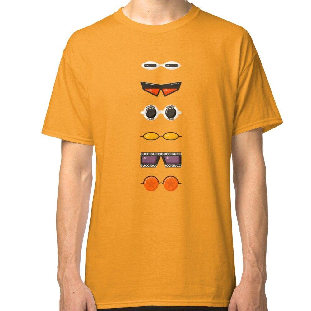 'Bad Bunny Sunglasses' Classic T-Shirt by Dalal Semprun #badbunny