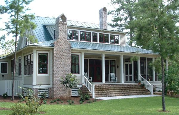House Plans - Home Plan Details : Low Country Living | :: Frio