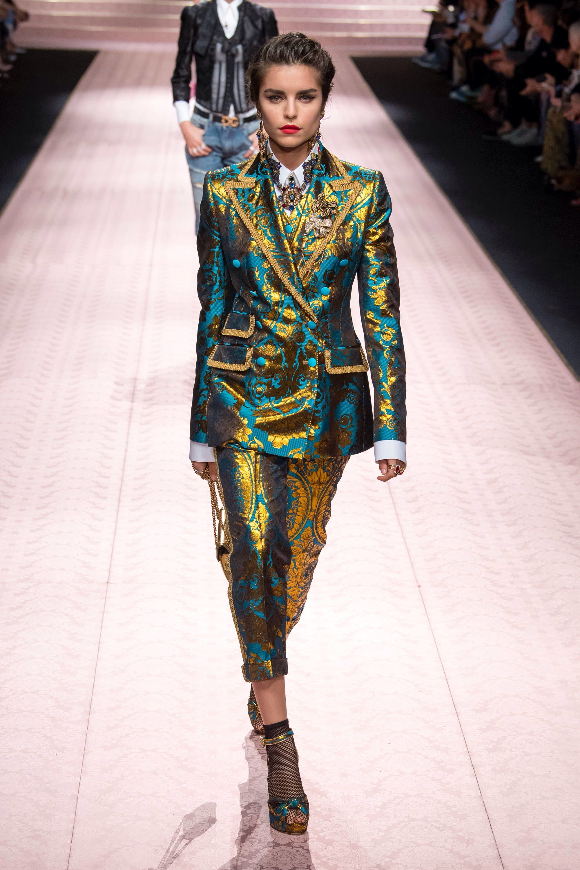 Dolce u Gabbana Spring ReadytoWear Fashion Show Photos