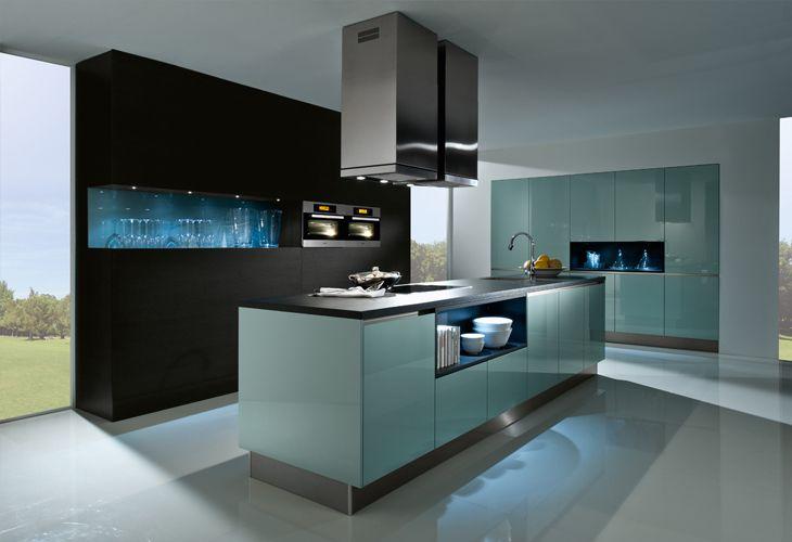 Design Küche von Häcker / Design kitchen by Häcker | Diseños de ...