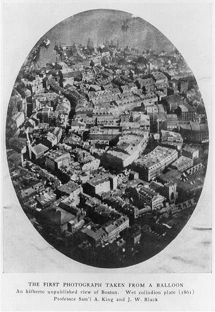 when were the boston photographs taken