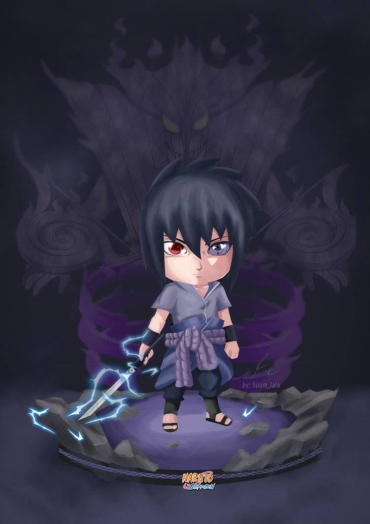 Sasuke Chibi By Huum Lala By Ngidem On Deviantart Sasuke Chibi Chibi Sasuke