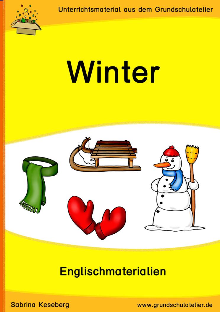 winter unterrichtsmaterial f r die grundschule. Black Bedroom Furniture Sets. Home Design Ideas
