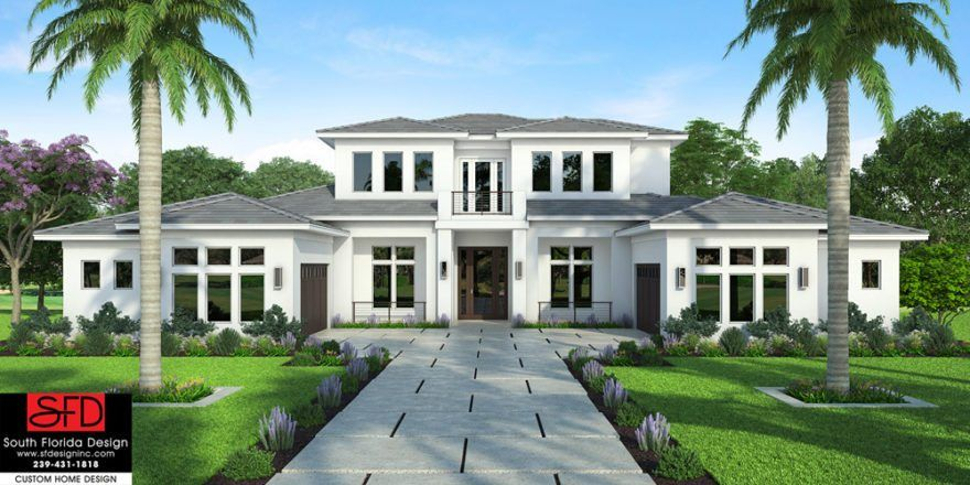 South Florida Designs Contemporary 2 Floor House Plan-South ... on kitchen cabinets florida, cottage plans florida, open floor plans florida, swimming pool plans florida, townhouse plans florida,
