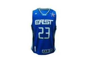 23 lebron james blue cleveland cavaliers nba 2010 all