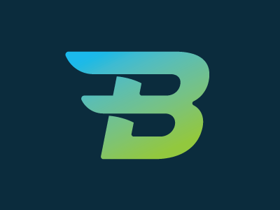43 Bitwing E1536575410535 50 Letter B Logo Design Inspiration And Ideas Logo Design Inspiration B Letter Logo Letter Logo Design