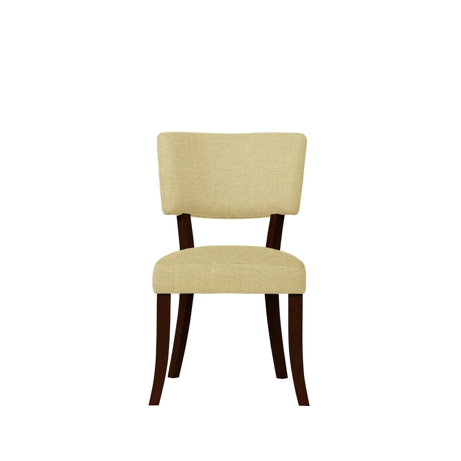 Set of luciana side chairs with antoine fabric side chair