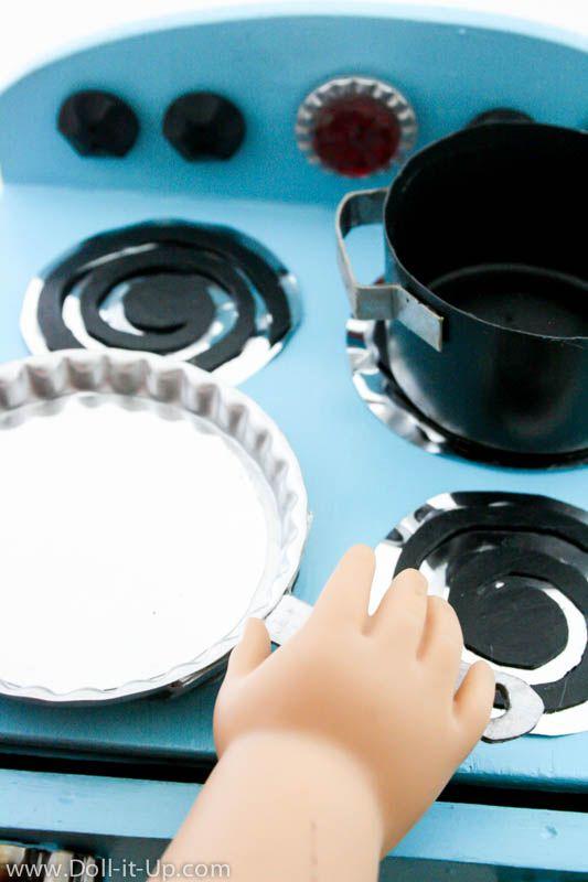 Pots and Pans  AG Doll Accessories  Accessoires pour