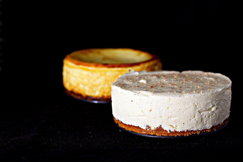Keto Cake Recipe Thermomix: LCHF Raw New York Cheesecake