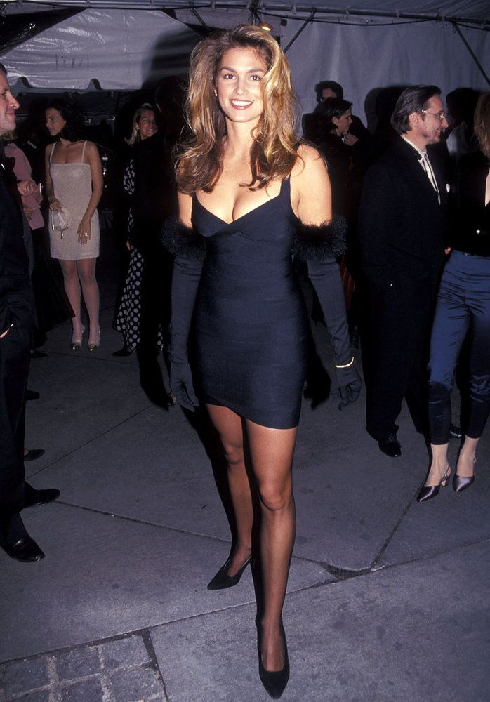 Cindy crawford pantyhose