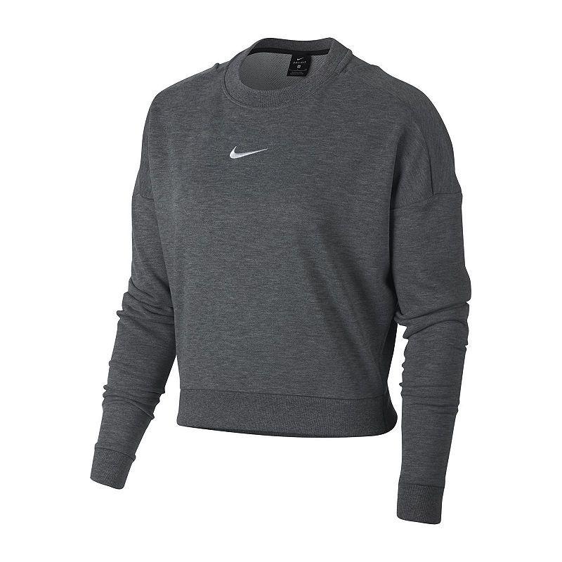 nike open back sweatshirt
