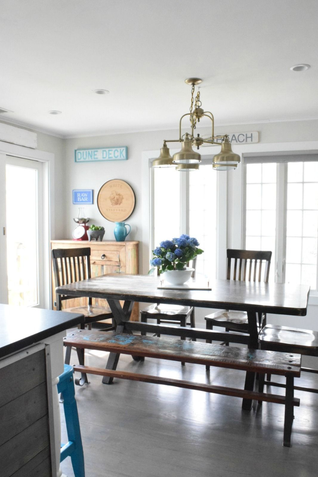 Take Home Designer Series- New England Kitchen Tour of a Dietitian ...