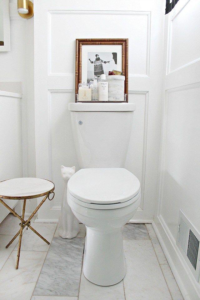 HOME TOUR | Bathroom toilets, Toilet and Bathroom inspiration