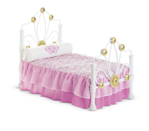NIB American Girl Doll Rebecca Bed /& Bedding NEW in Box