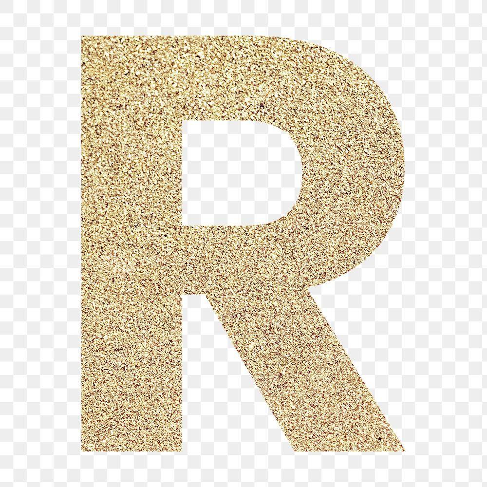 Glitter Capital Letter R Sticker Transparent Png Free Image By Rawpixel Com Ningzk V Transparent Stickers Letter R Lettering Alphabet