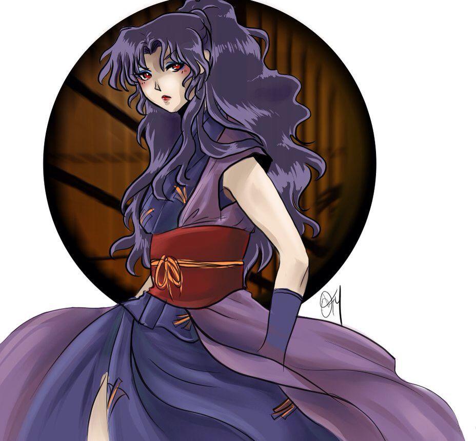 Naraku genderbend | Genderbend, Inuyasha, Inuyasha and ...