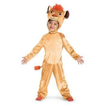 Disneyu0027s The Lion Guard Kion Toddler Costume  sc 1 st  Pinterest & Disneyu0027s The Lion Guard Kion Toddler Costume | Lion King Baby Shower ...