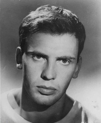 Portrait of Jean-Louis Trintignant, 1950s