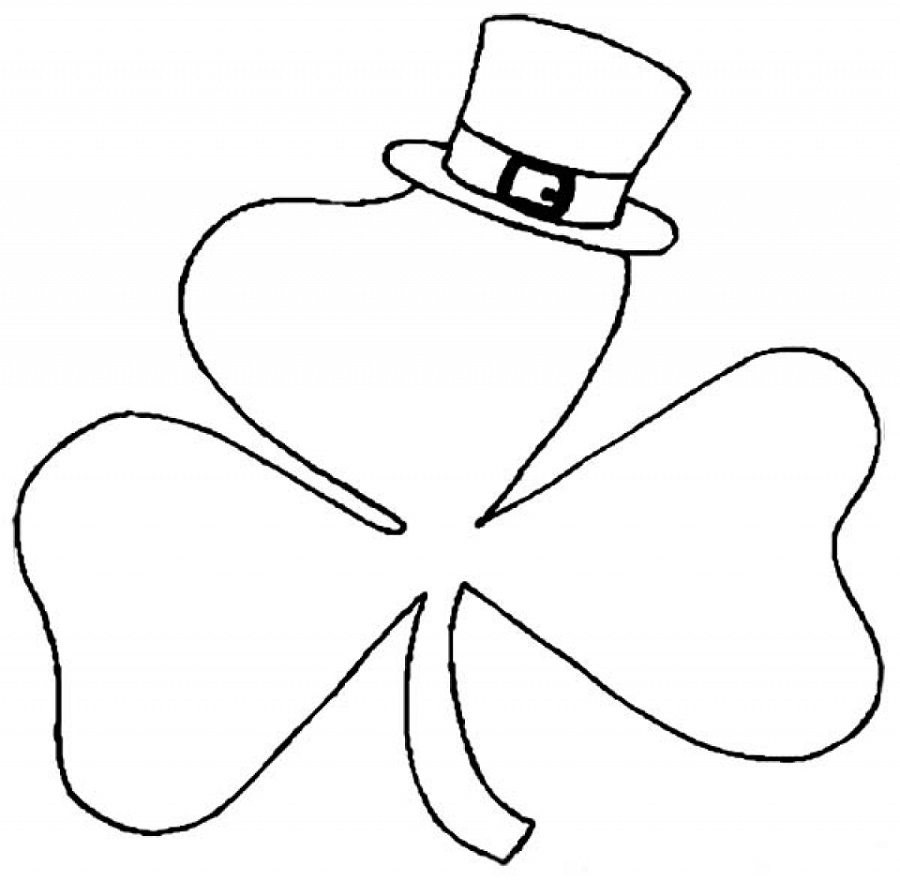 37+ Printable shamrock colouring page information