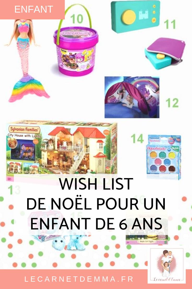 Wish List de Noël de Kat   Le Card'Emma en 2020 | Cadeau fille