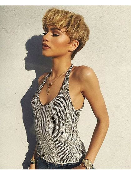 21 Times Zendaya's Hairstyles Absolutely Slayed