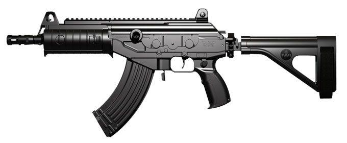 IWI Galil ACE Pistol GAP39SB