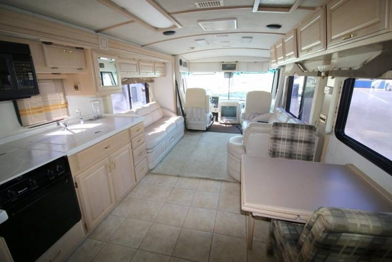 1998 Fleetwood American Eagle 40evs Camping World Rv Fleetwood Diesel For Sale
