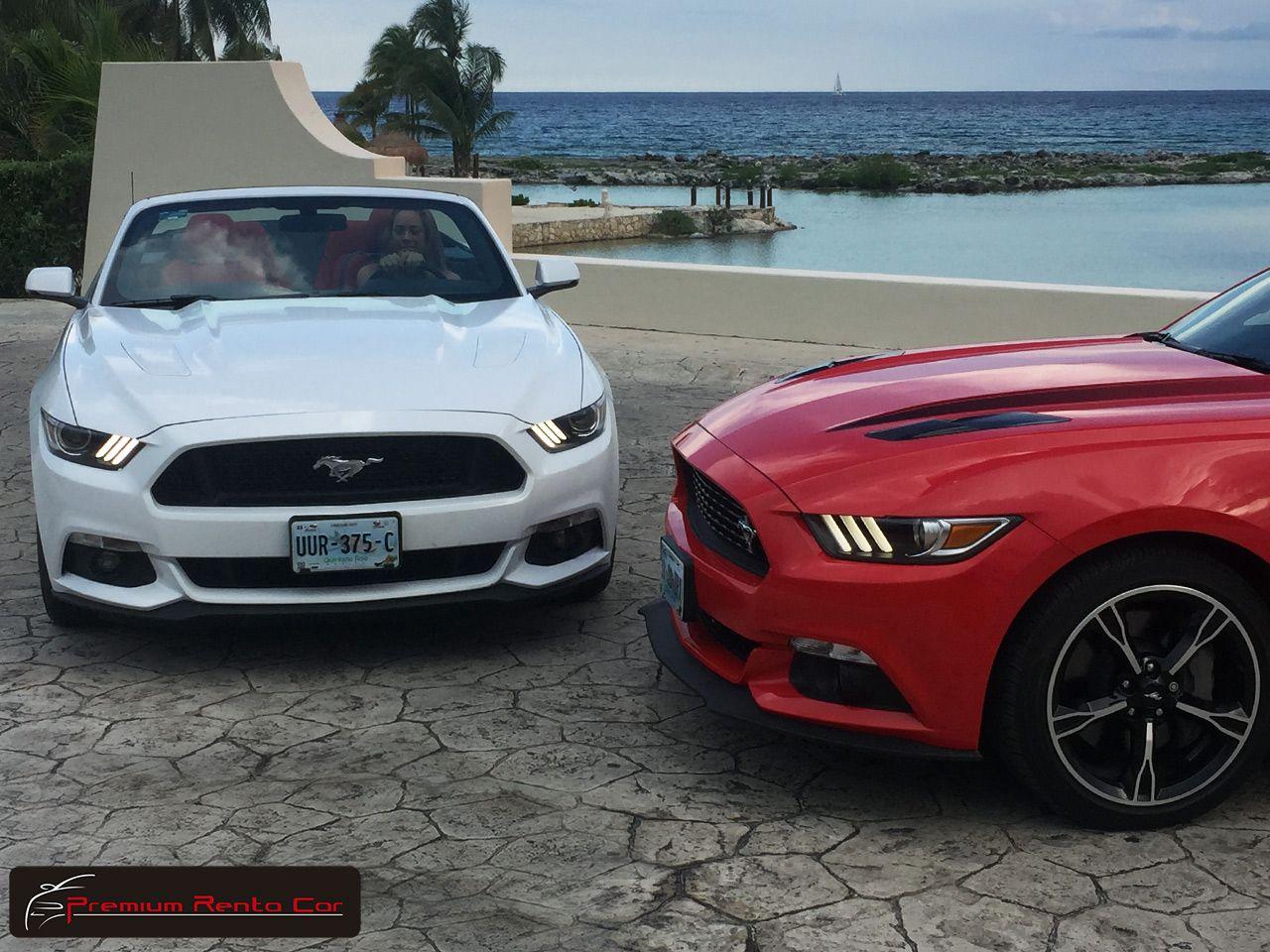 Ford Mustang Gt Cs California Special Convertible 2016 Color 2015 Rojo Racing