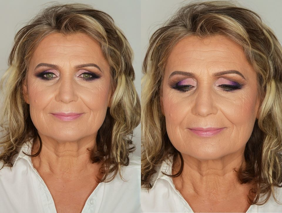 Makeup Ideas For Mature Skin