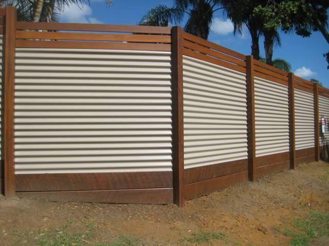 Timber Fencing Design Ideas