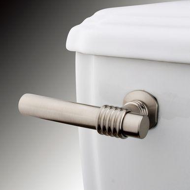 Kingston Brass Milano Toilet Tank Lever - Satin Nickel
