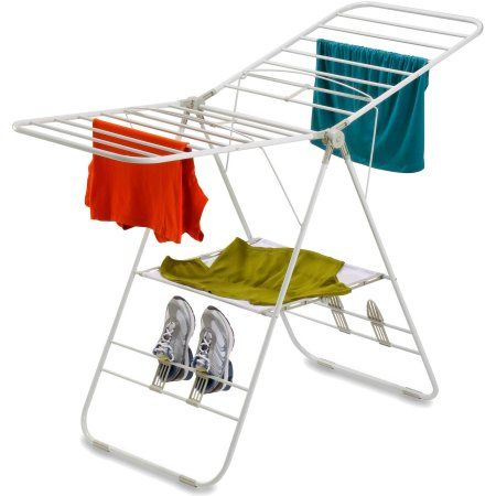 Clothes Drying Rack Walmart Extraordinary Free Shipping On Orders Over $35Buy Honey Can Do Heavyduty Design Inspiration