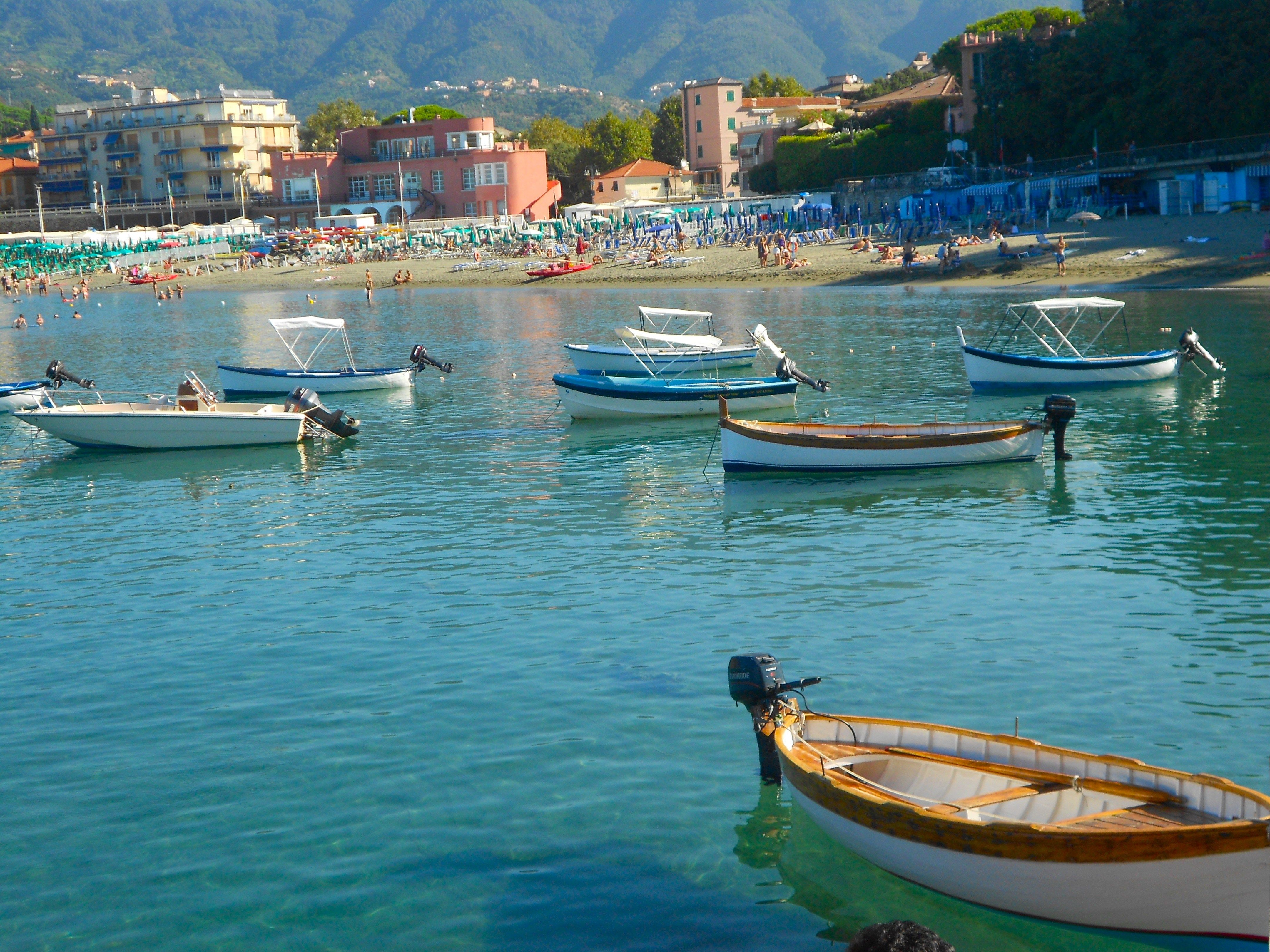 Levanto, Italy. Find out more at www.thewanderbug.com