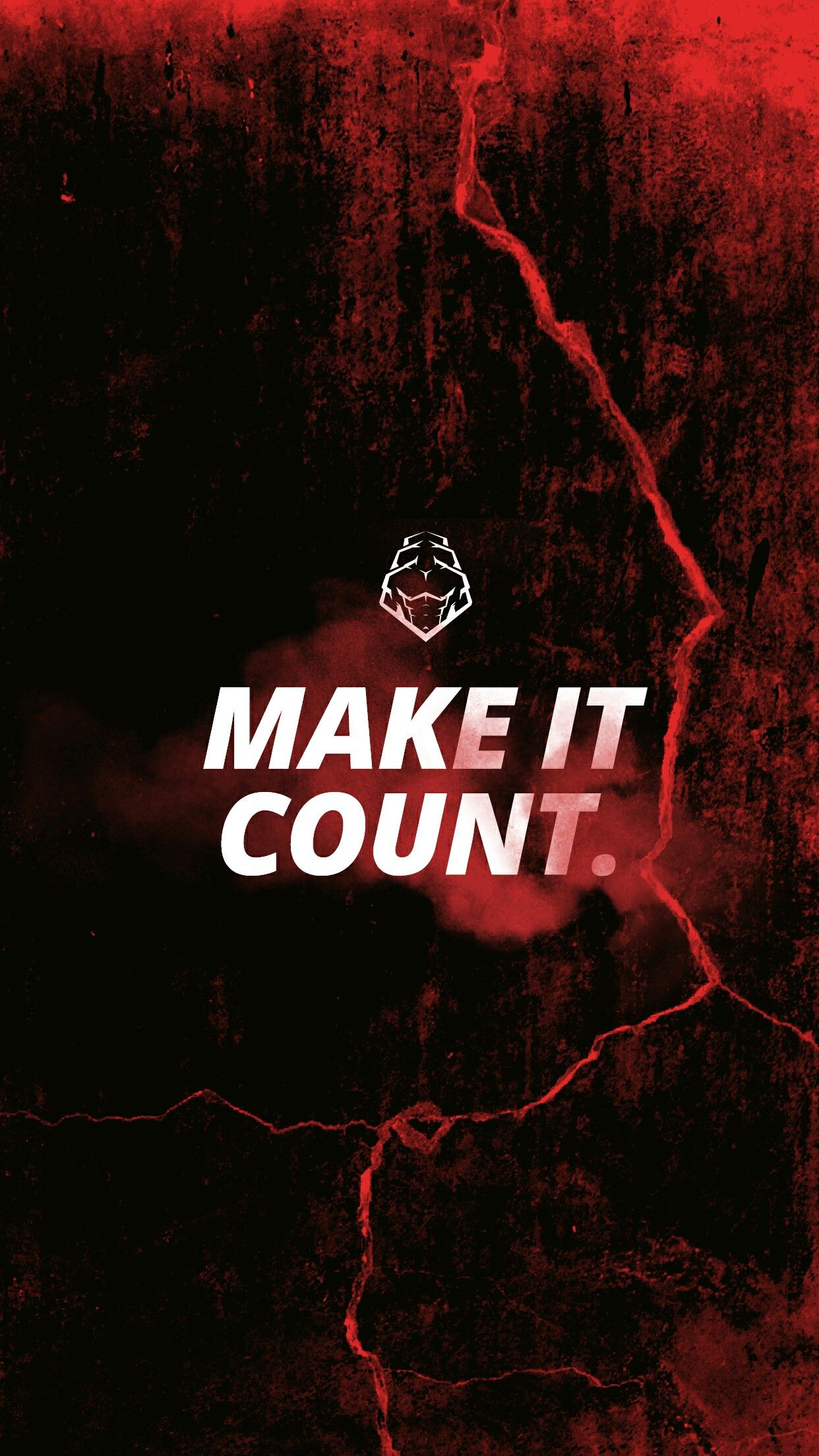Make it count! Free wallpaper from brendan meyers Neon signs