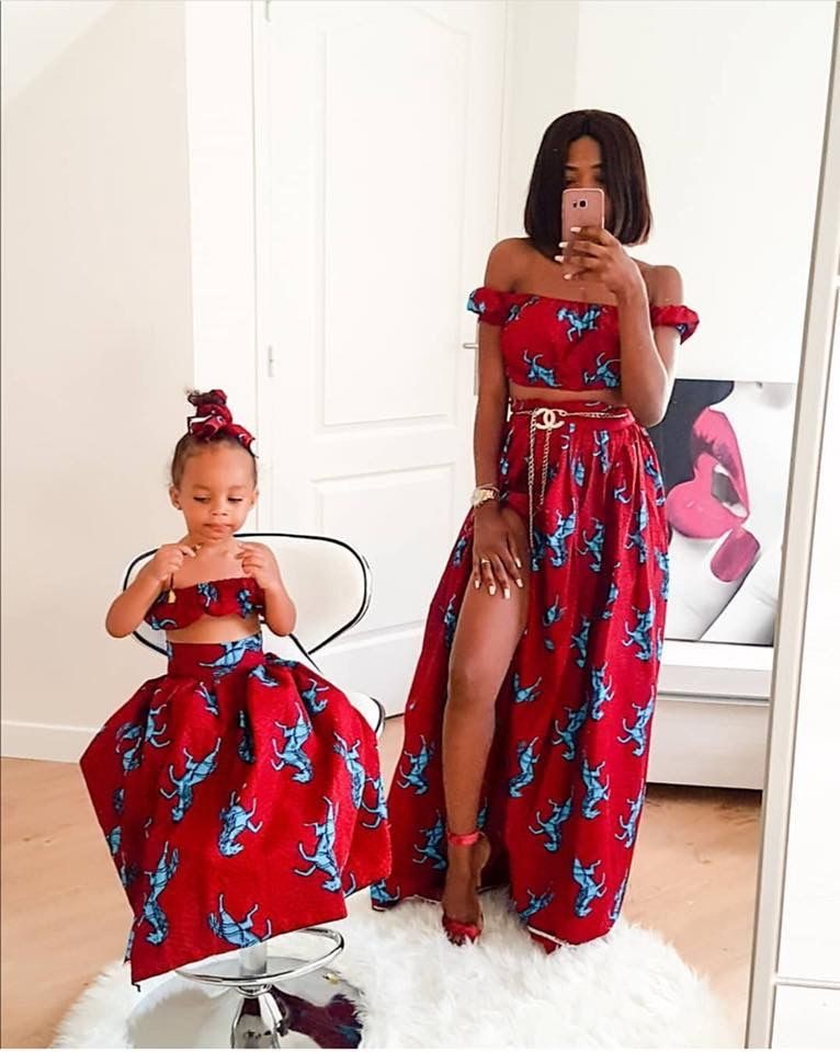 8adbffe391 Pinterest:: BriaAngelique | F A M ❤ | Mother daughter dresses ...