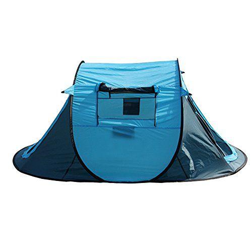 Introducing Ezyoutdoor 3 Person Tent Large Pop Up Camping