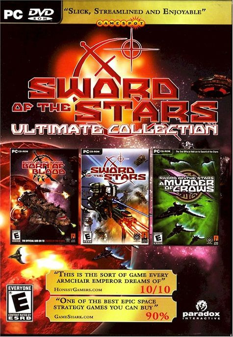 Sword Of The Stars Ultimate Collection Is The Definitive Space