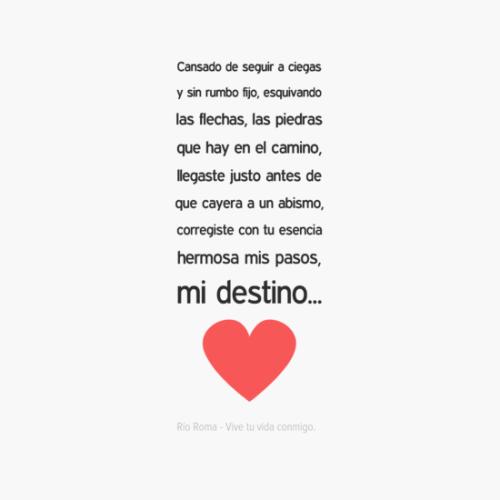 Vive Tu Vida Conmigo Frases Bonitas Frases Cursis Frases Para Mi Amor