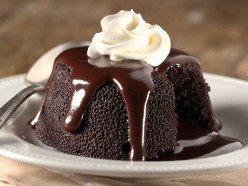 Moeileux de chocolat <3