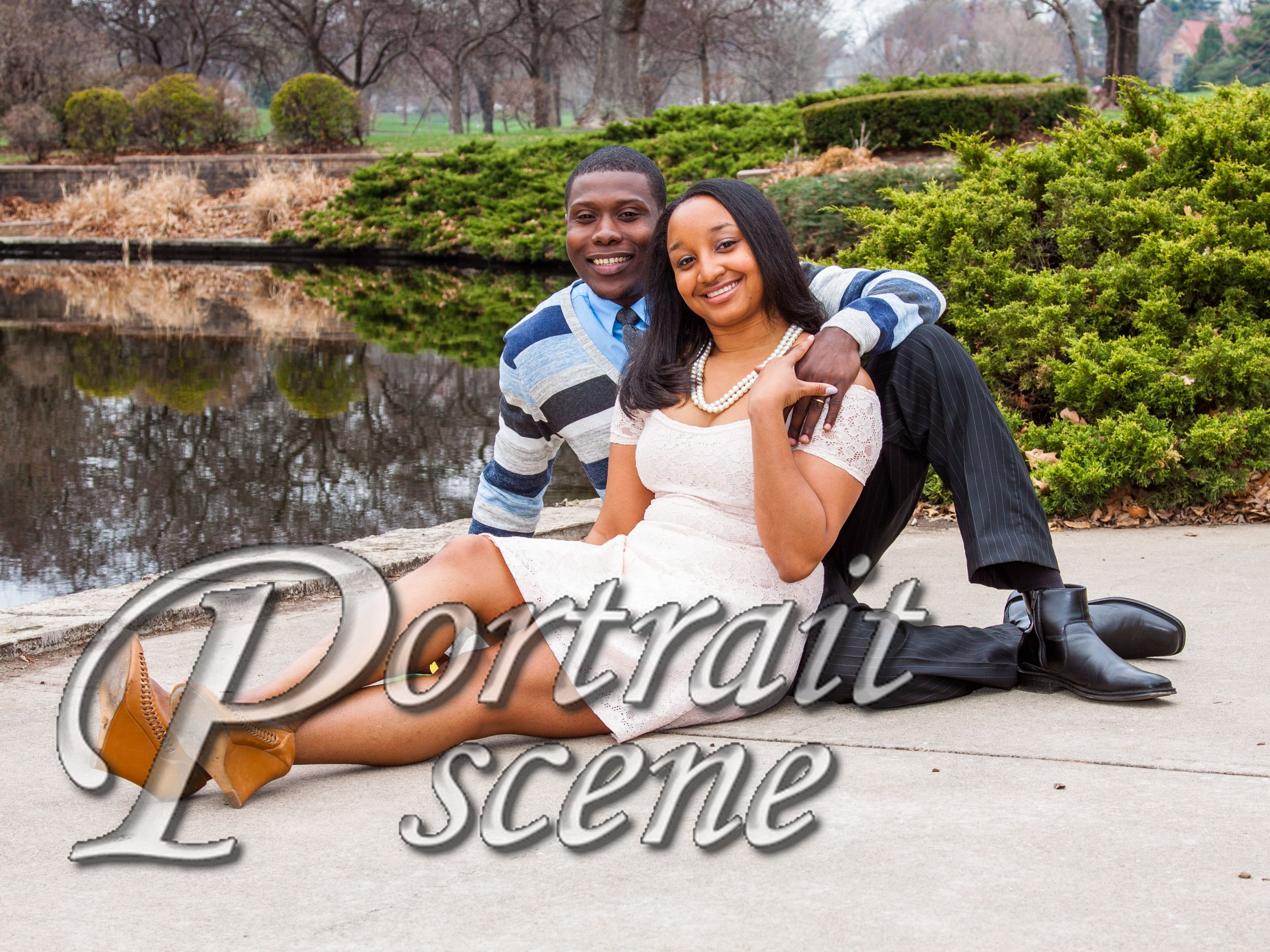 #engagementportraits