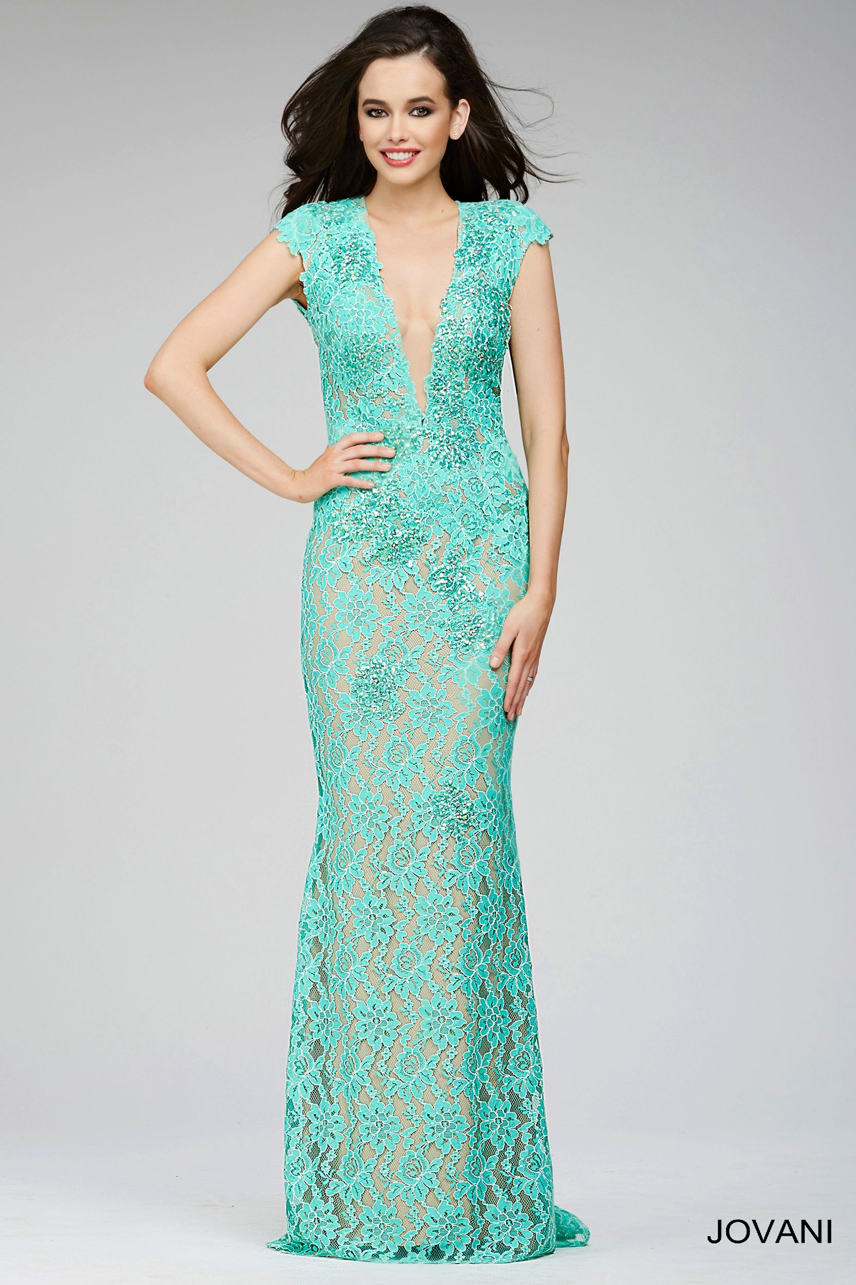 Evening dress 26342 | Prom dresses long | Pinterest | Prom, Calming ...